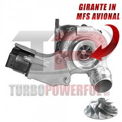Turbina revisionata in...
