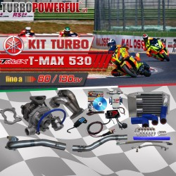 Kit Turbo T-Max 530 DAL...