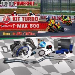 Kit Turbo T-Max 500 DAl...