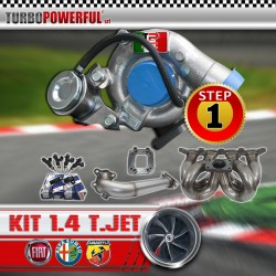 Kit turbo 1.4 T-jet Abarth...