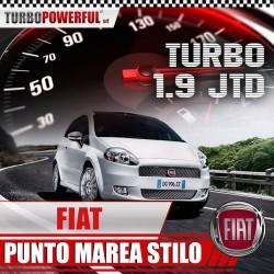TURBO ELABORATO Fiat Punto...