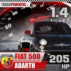 Turbo elaborato Fiat 500...