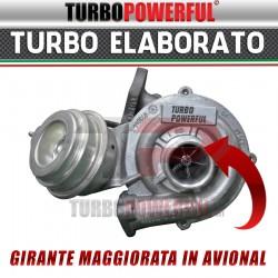 Turbo elaborato Lancia Musa...