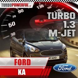 Turbo elaborato Ford Ka 1.3...