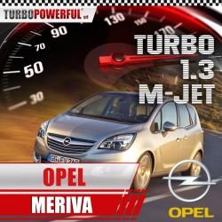 Turbo elaborato Opel Meriva...