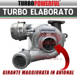 Turbo elaborato Alfa Romeo...