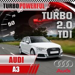 Turbo elaborato Audi A3...