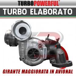 Turbo elaborato Seat Altea...