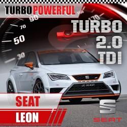 Turbo elaborato Seat Leon...