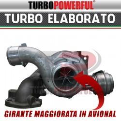 Turbo elaborato Opel Vectra...