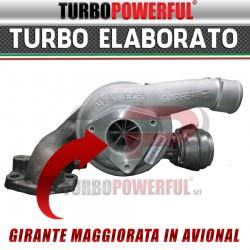 Turbo elaborato Suzuki SX4...