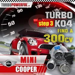 Turbina elaborata K04 Mini...