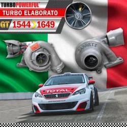 Turbina elaborata GT1544 /...