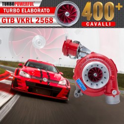 Turbo elaborato GTB VKRL...