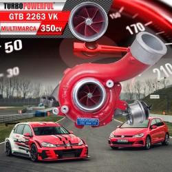 Turbo elaborato GTB2263VK...
