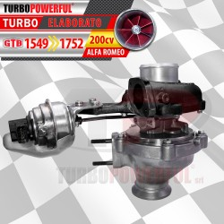 Turbo upgrade da GTB1549 a...