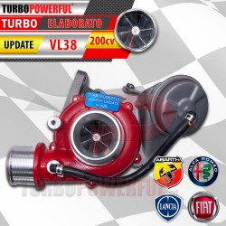 Turbo elaborato UPDATE VL38...