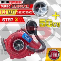 Turbo elaborato KP35-0005...