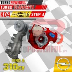 Turbo elaborato Update K04...
