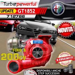 Turbo elaborato da GT1749 a...