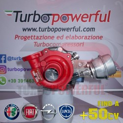 Turbo elaborato Fiat Alfa...