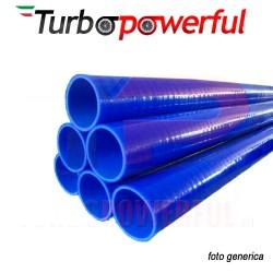 Tubo in silicone diritto da...