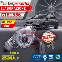 Turbo elaborato GTB1856 a...