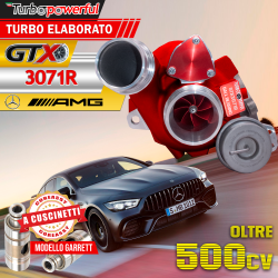 Turbo elaborato Mercedes...
