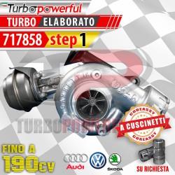 Turbo elaborato 1.9 e 2.0...