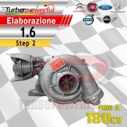 Turbo maggiorato 1.6HDI...