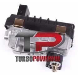 Attuatore elettronico turbo...