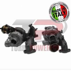 Turbo elaborato GT1544S /...