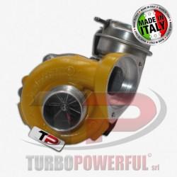 Turbo elaborato Bmw 150cv...