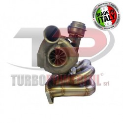 Turbo elaborato Seat Golf...