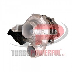 Turbina revisionata Bmw 530...
