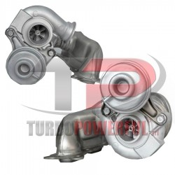 Turbina revisionata Bmw 740...