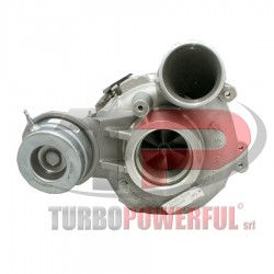 Turbina revisionata Bmw M5...