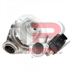 Turbina revisionata Bmw X3...