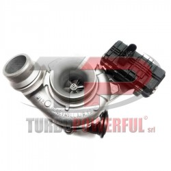 Turbina revisionata Bmw X4...