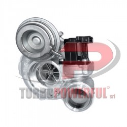 Turbina revisionata Bmw X5...