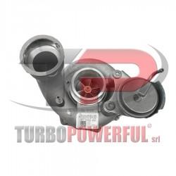 Turbina revisionata Porsche...