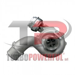 Turbina revisionata Renault...
