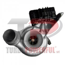 Turbina revisionata Bmw X1...